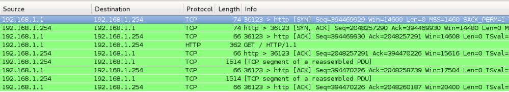 Scapy - pcap IP rewrite (2/3)