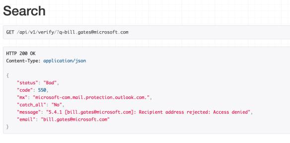 emailverify-screenshot